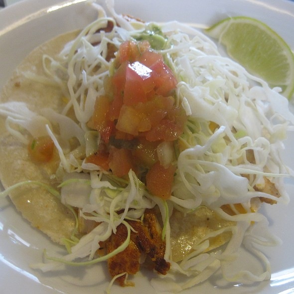 Wahoo 39 s fish tacos menu orange ca foodspotting for Fish taco menu