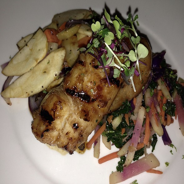 monkfish - Storie Street Grille, Blowing Rock, NC