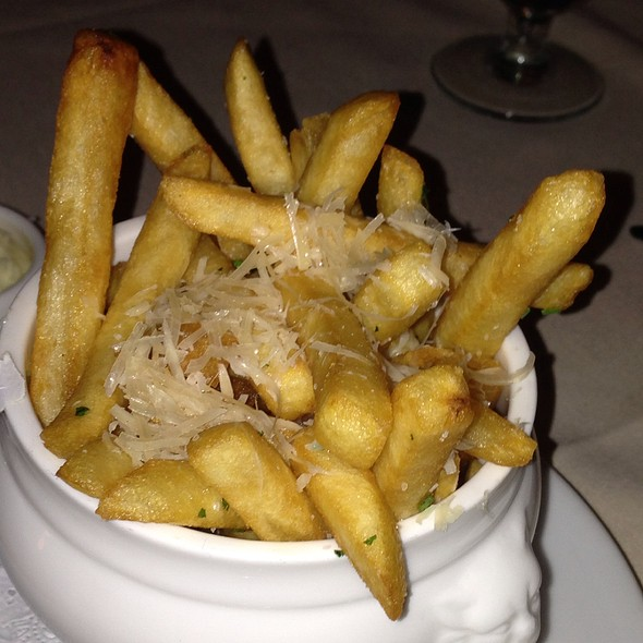 Truffled Fries @ The Astor Room