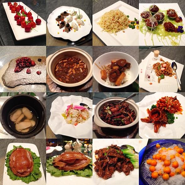 Beijing Cuisine @ Beijing Da Dong Roast Duck Restaurant 北京大董烤鸭店