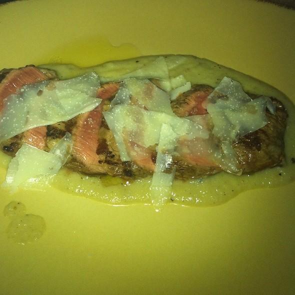 Lamb Rump @ Bacco Matto Osteria