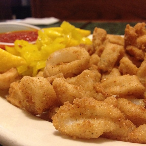 Fried Calamari @ Uncle Tony's Pizza & Pasta