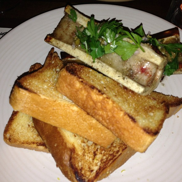 Bone Marrow And Toast @ Whisknladle Bistro & Bar