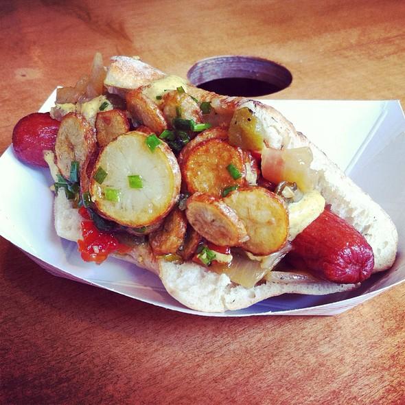 Nj Italian Hot Dog
