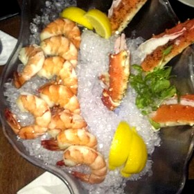 Crab Legs & Shrimp
