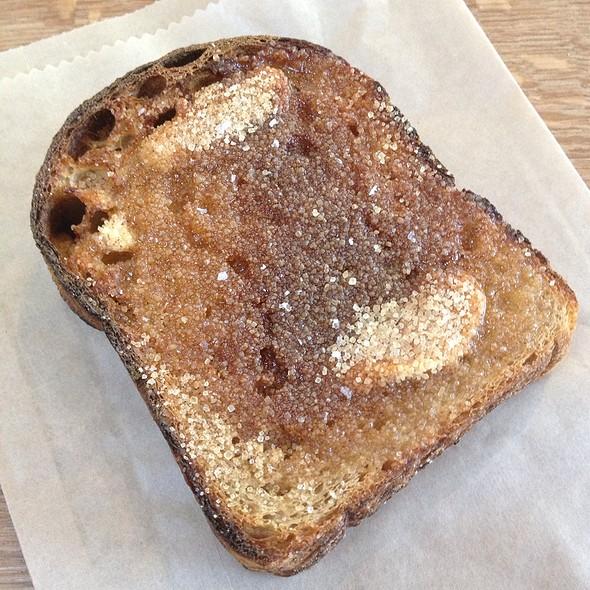 Cinnamon Toast @ The Mill