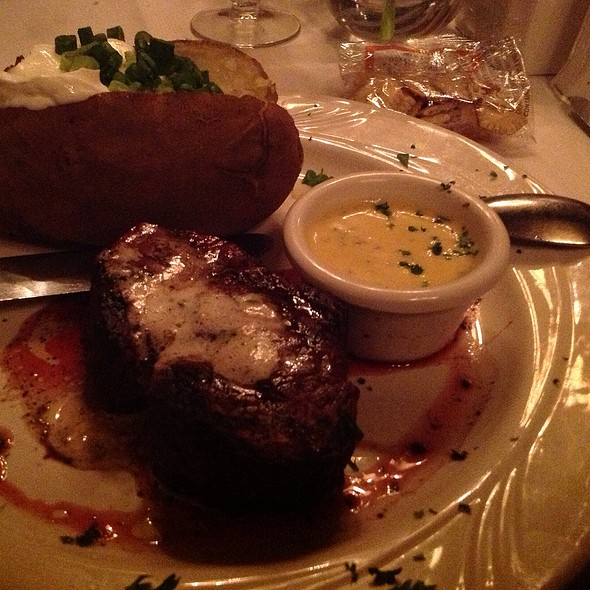 Filet Mignon - Butcher Shop Steakhouse - San Diego, San Diego, CA