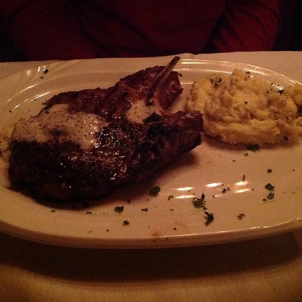 Rib Eye Steak  - Butcher Shop Steakhouse - San Diego, San Diego, CA
