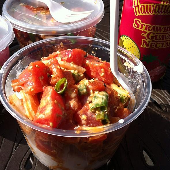 Spicy Tuna Poke @ Poke Poke