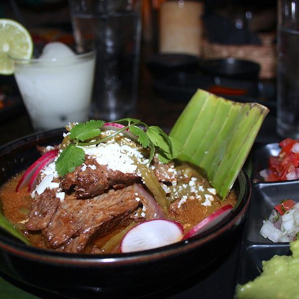 Shortribs Barbacoa en cazuela - Sol Cocina, Newport Beach, CA