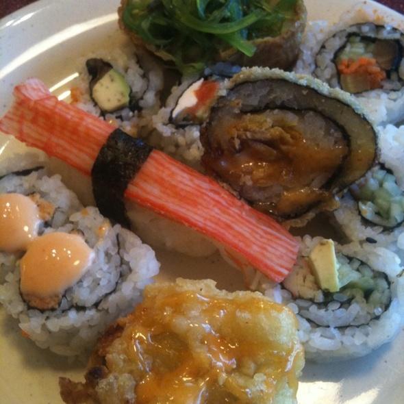 Sushi Buffet @ Hibachi Grill