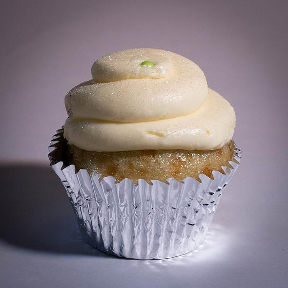 Disney Week - Tink Cupcake @ Firefly Cupcakes