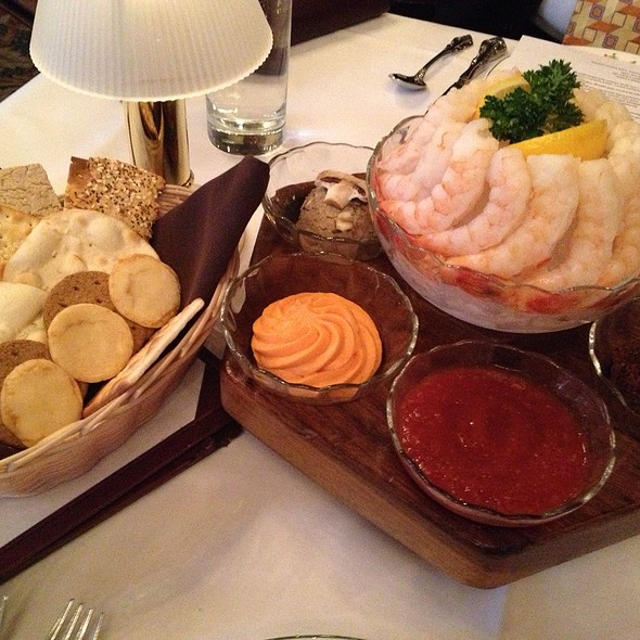 Signature Appetizer Tray - Afternoon Tea at the Briarwood Inn, Golden, CO