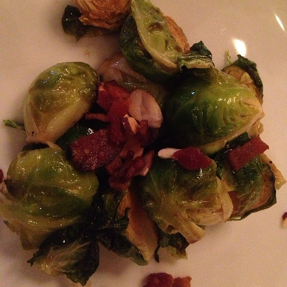 Brussell Sprout Salad - Afternoon Tea at the Briarwood Inn, Golden, CO