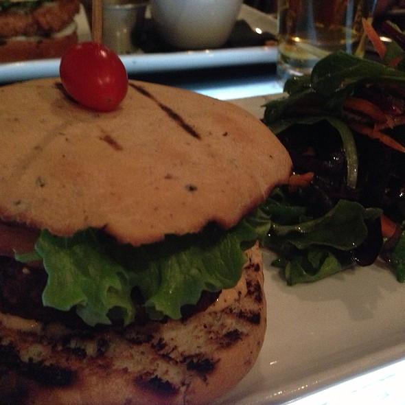 Lamb Burger @ iBurger