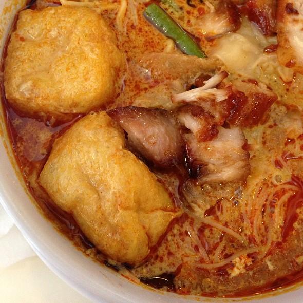Premium Curry Mee @ Annie 1