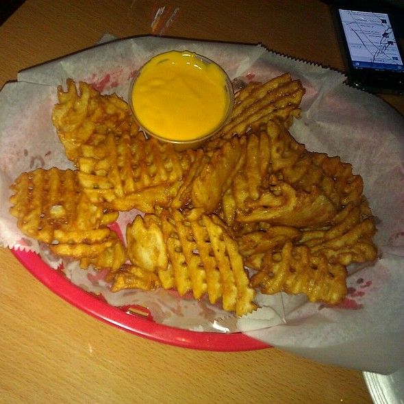 Waffle Fries @ McStews Irish Sports Pub