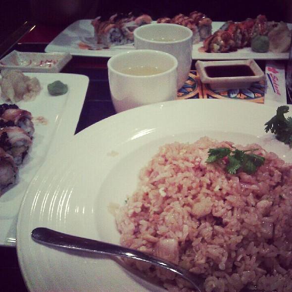 Chicken Fried Rice @ Sakura