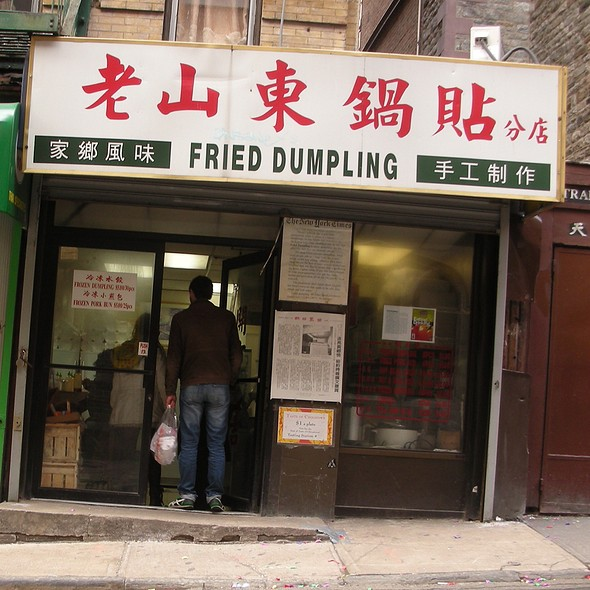 Fried Pork Dumplings @ fried dumpling
