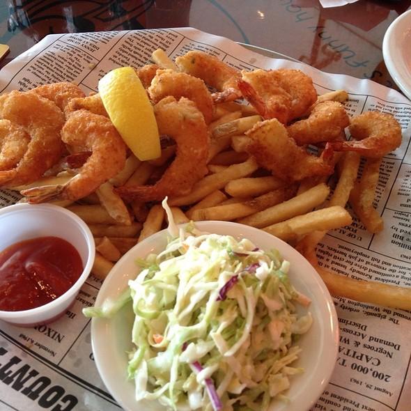 酥炸脆蝦 @ Bubba Gump Shrimp Co.