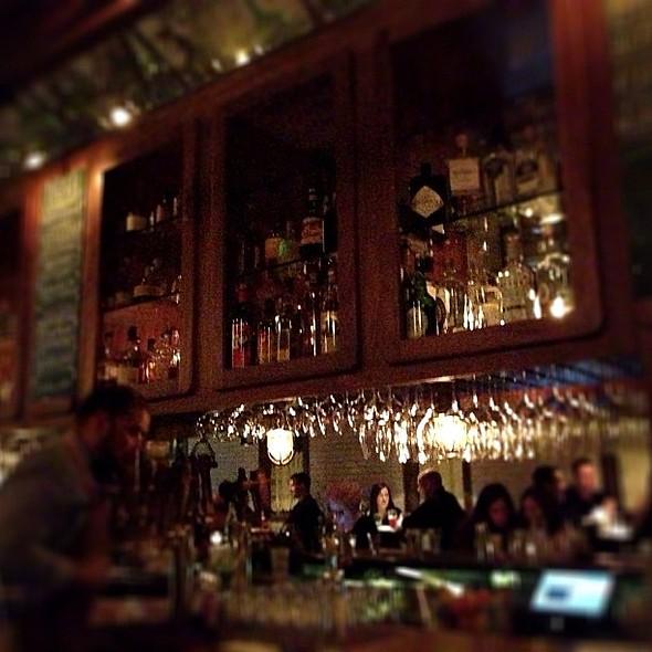 Solid beverage program at @chicagofoodauthority @chicagotribune @chihood @corvinawineco @ The Trenchermen
