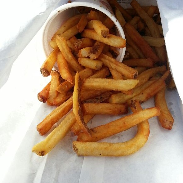Z-style Fries