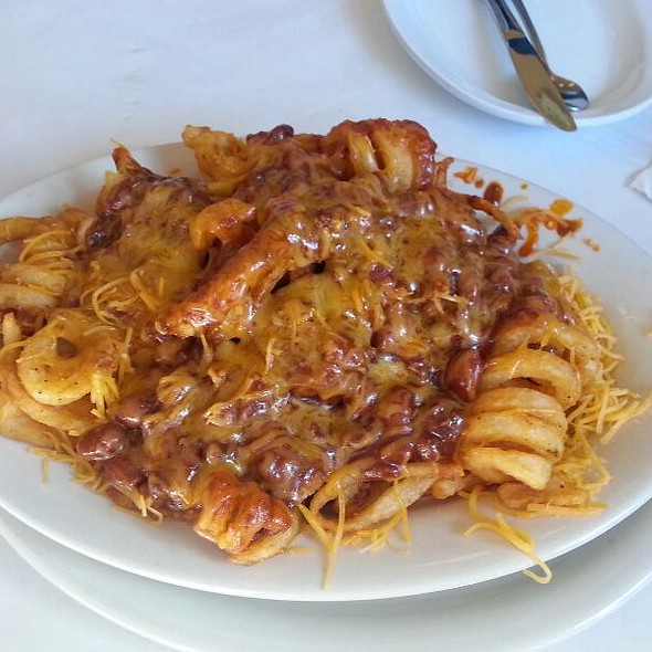 Chili Cheese Curly Fries