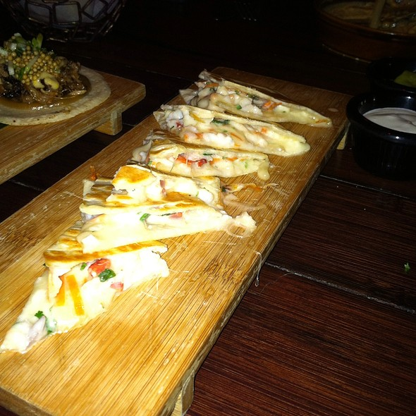 Lobster Quesadilla @ Bandolero