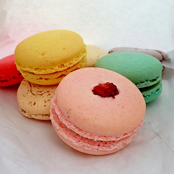 Macarons @ Macaron By Patisse