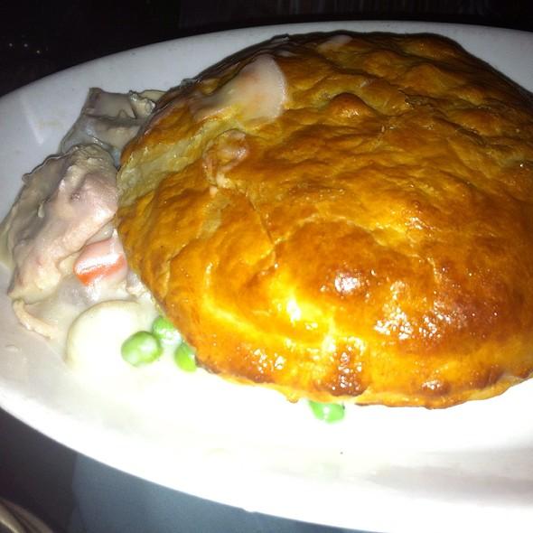 Chicken Pot Pie @ Big 4 Restaurant
