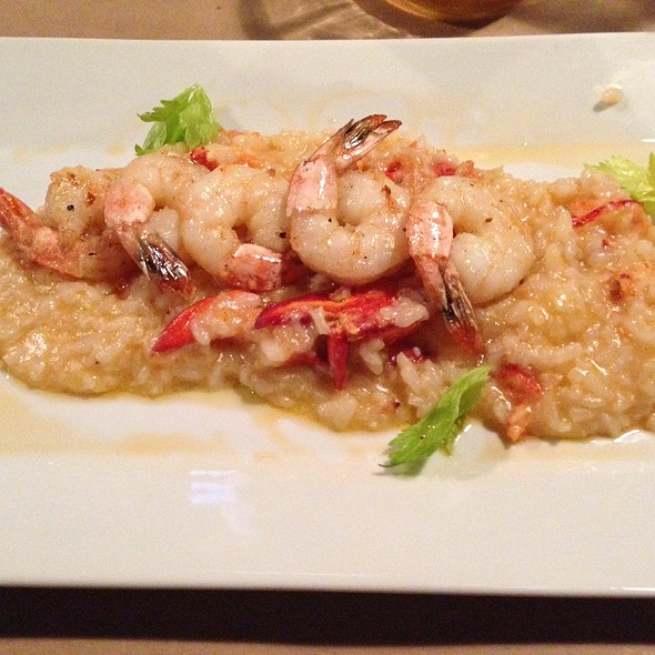 Sautéed Shrimp And Lobster Risotto - The Local Eatery & Pub, Westfield, IN