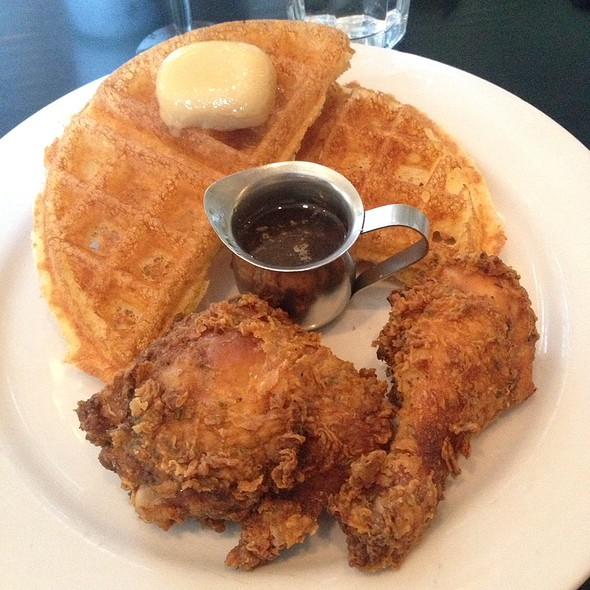 Chicken & Waffles @ Brown Sugar Kitchen