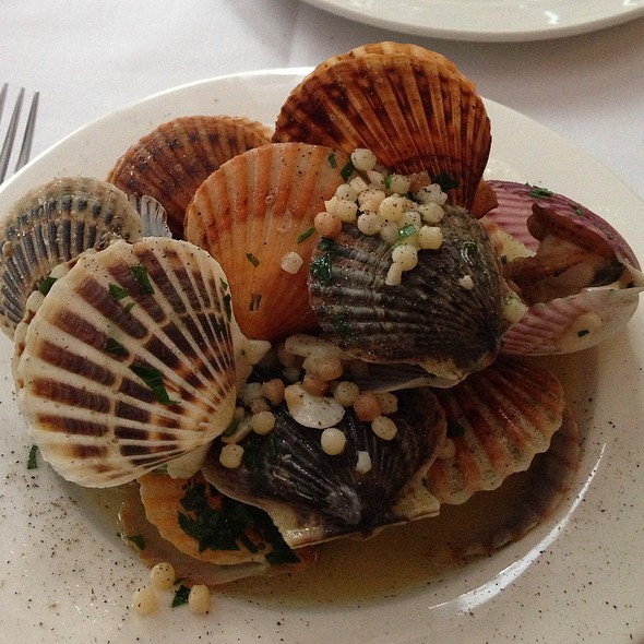 Bay Scall - Il Cantinori, New York, NY