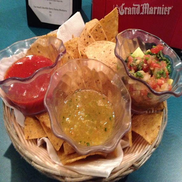 Chips and Salsa - La Margarita Restaurant & Bar, Indianapolis, IN