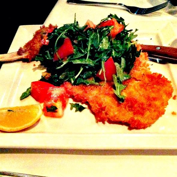 Veal Millenese  - Tarantino Restaurant, Westport, CT