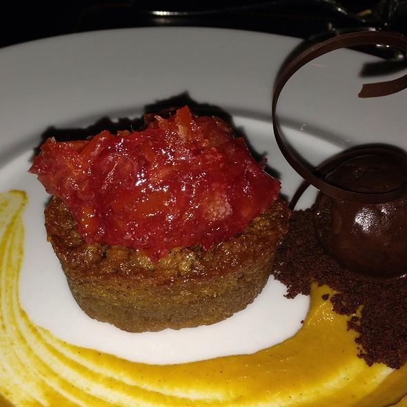 Pecan Cake @ Scarpetta
