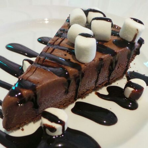 Chocolate Fudge @ Dessert Factory