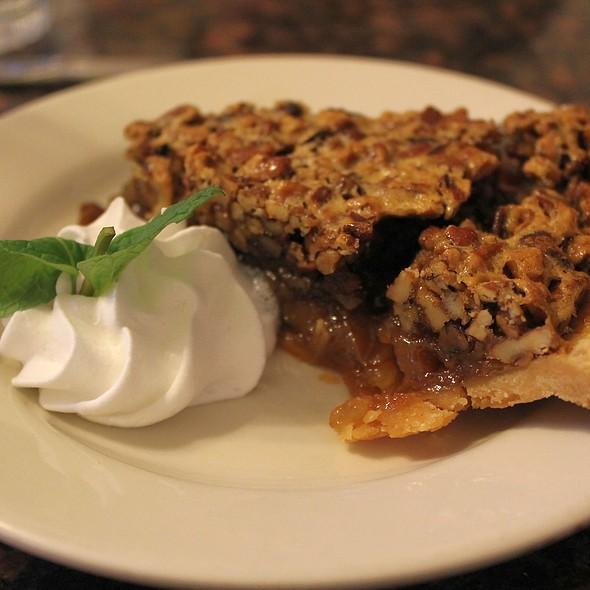 Pecan Pie @ Oak Alley Plantation, Restaurant & Inn