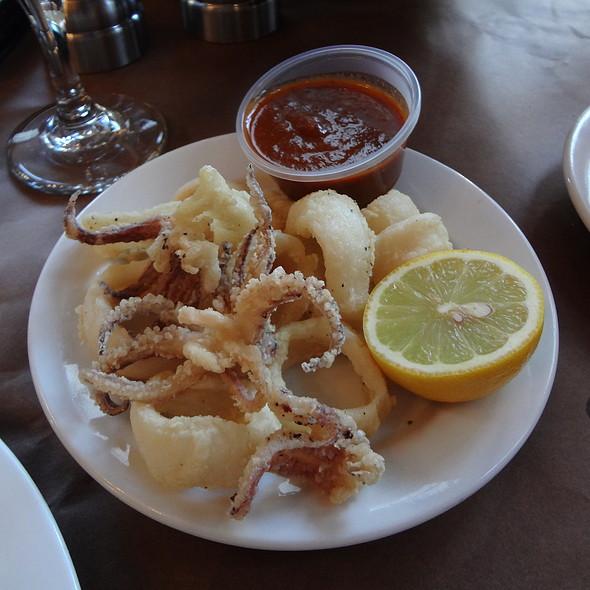 Calamari - Mia Bella Trattoria - Main Street, Houston, TX