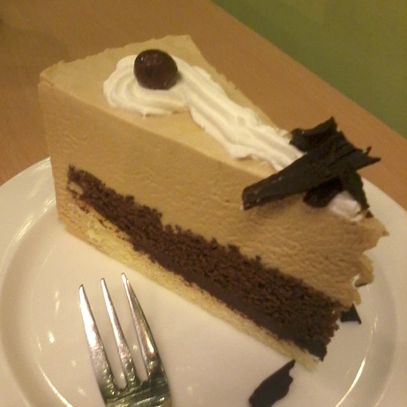 Irish Coffee Torte
