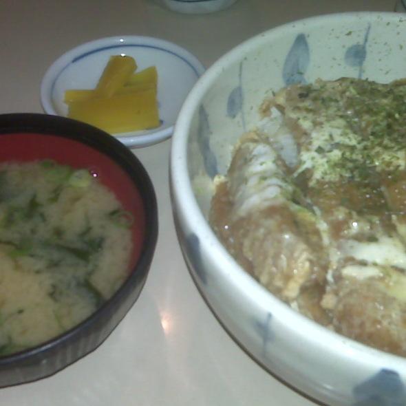 Sankyu Japanese Restaurant