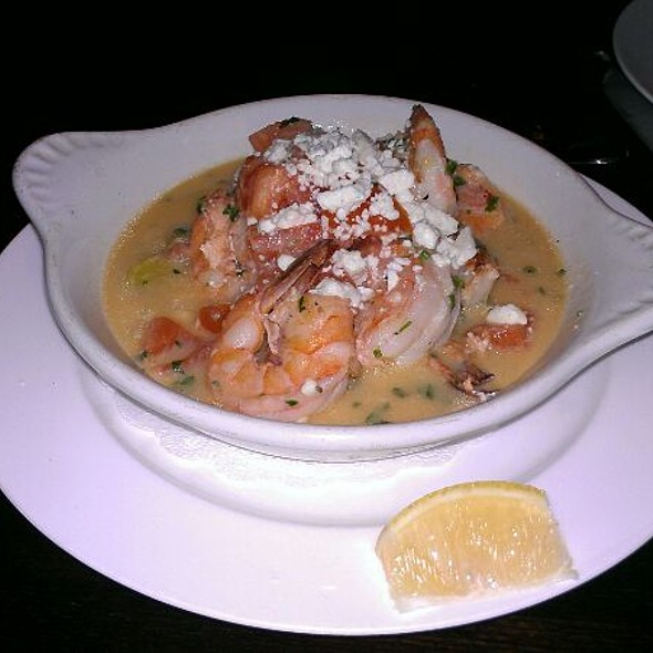 Feta Shrimp - Tuba Restaurant, San Francisco, CA