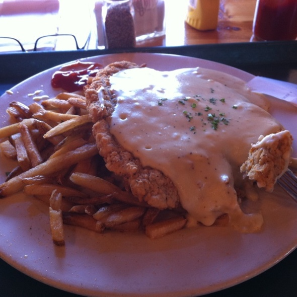 Chicken Fried Steak @ Jax Grill