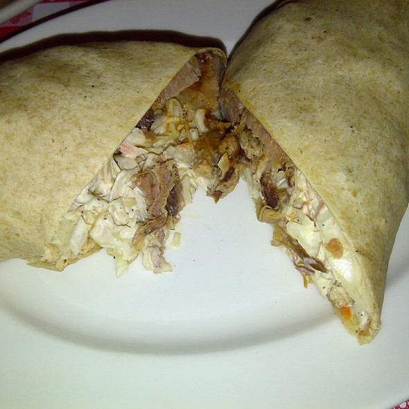 Triple Bypass Wrap - Bourbon BBQ and Catering, Wyckoff, NJ