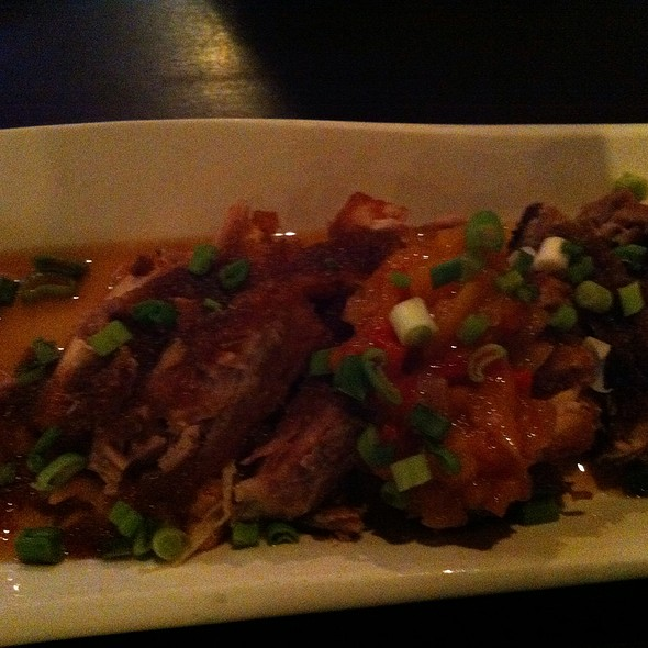 Pork Belly @ The Valley Tap House