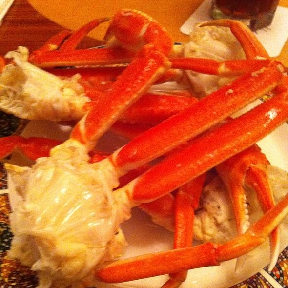 Crab Legs @ Mystic Lake Casino: 4 Seasons Buffet