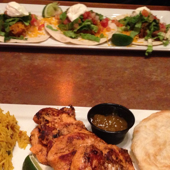 Tandoori Chicken @ Duclaw Brewing Co-Restaurant