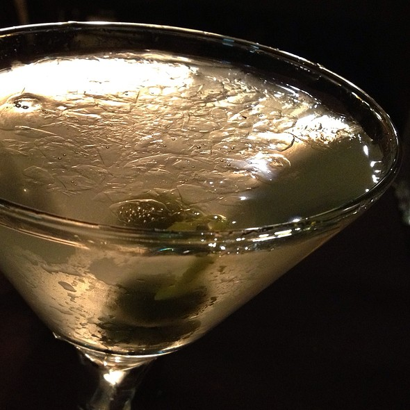 Dirty Chopin Martini @ Ciao Bella