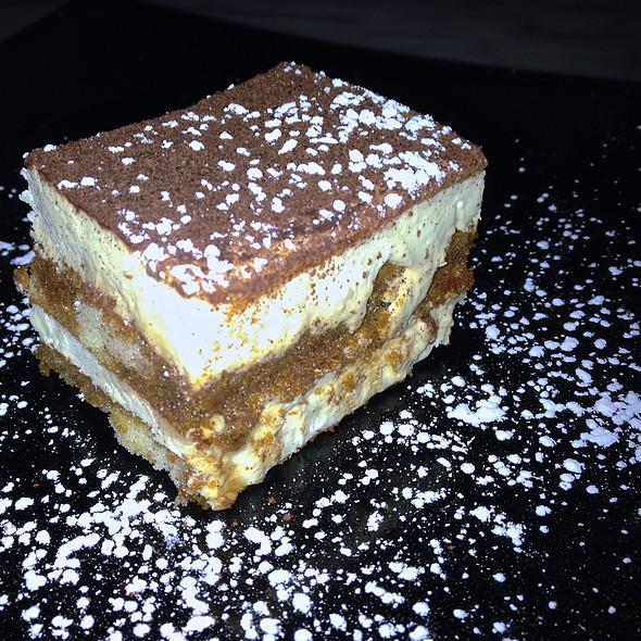 Tiramisu - Carpaccio Tuscan Kitchen, Annapolis, MD