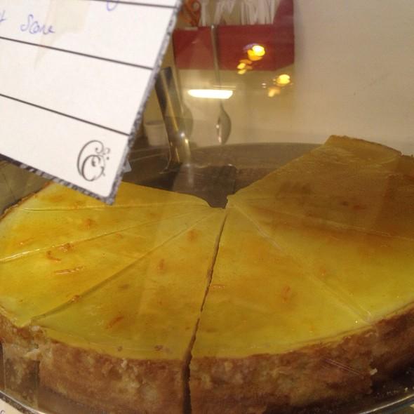 Lemon Cheesecake Gluten-Free Dairy-Free @ Cornucopia